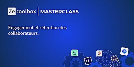 Zetoolbox Masterclass : Culture et marque employeur billets