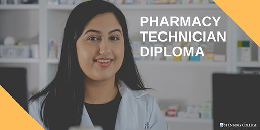 Free Pharmacy Technician Program Info Session: March 10 (Victoria)