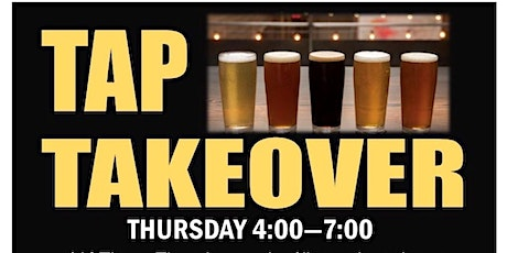 Tap Takeover with Hopworks Brewery tickets