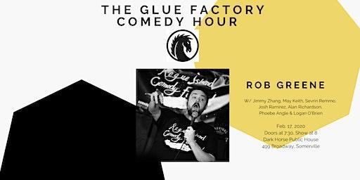 The Glue Factory Comedy Hour