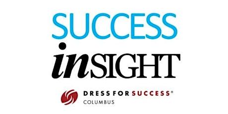 Success InSight 2020 tickets