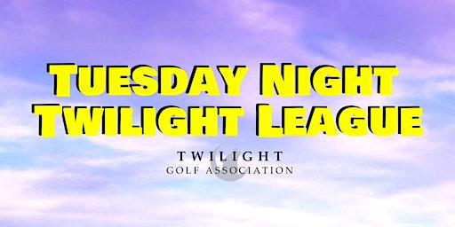 Tuesday Twilight League at Heritage Creek Golf Club