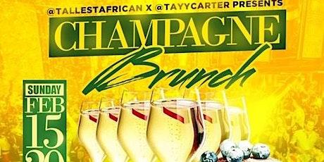 Champagne Brunch tickets