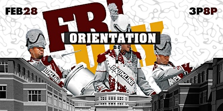 Orientation Day Party tickets