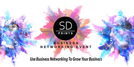 SD Prints - Business Networking Event tickets