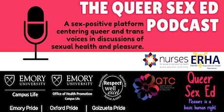 Workshop: Queering Sex Ed tickets