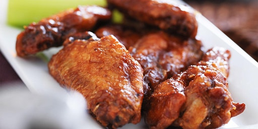 Chicken Wing and Beer Tasting at Aurora Cooks! 5:30 pm