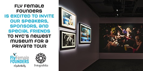Exclusive Fotografiska Invitation from Fly Female Founders tickets