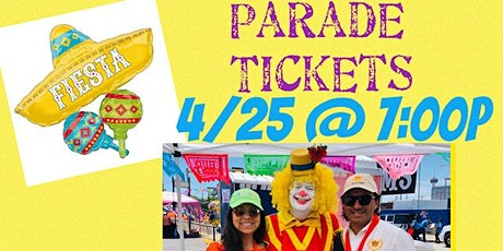 Augie's Fiesta Flambeau Parade Party - Prime Location tickets