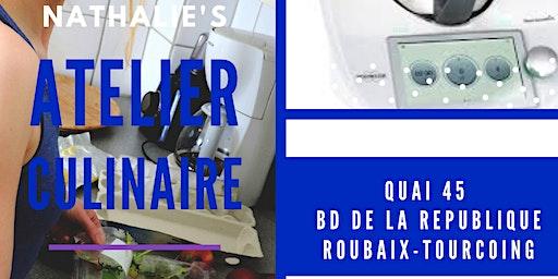 """Atelier Culinaire  & Cocktail Dînatoire """"Thermomix"""""""