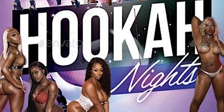 Hookah Nights tickets