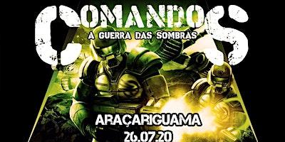 Comandos - A Guerra das Sombras