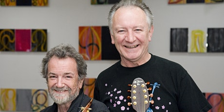 *NEW DATE* Andy Irvine and Donal Lunny tickets