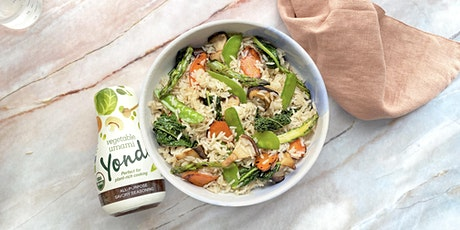 Plant-Based Umami: Elevate Everyday Cooking tickets
