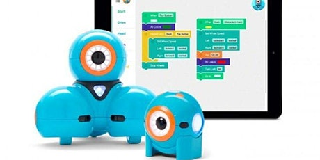 Robotics for Kids: Dash and Dot tickets