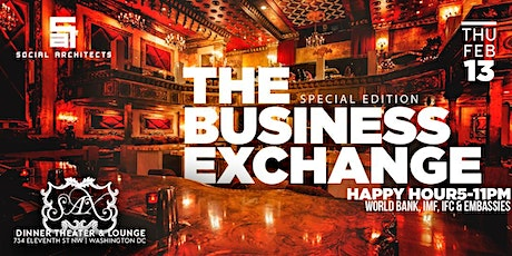 The Business Exchange | Happy Hour {Thursdays} tickets