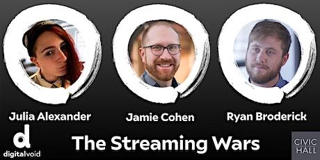 Digital Void Salon Series: The Streaming Wars tickets