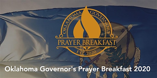 Oklahoma Governor's Prayer Breakfast @ Muskogee First Assembly Of God