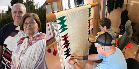 Weaving Workshop with Janice George & Buddy Joseph tickets