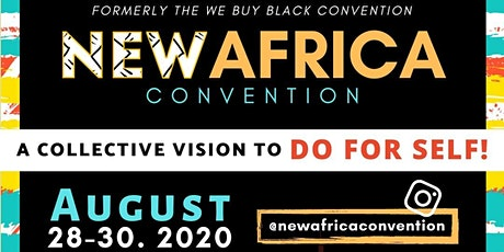 New Africa Convention 2020 tickets
