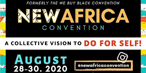 New Africa Convention 2020