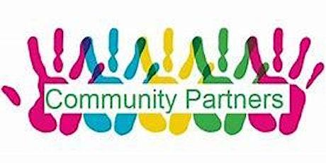 Community Partner Summit tickets