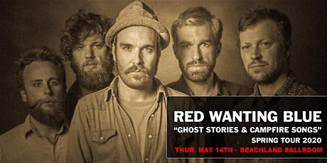 Red Wanting Blue tickets