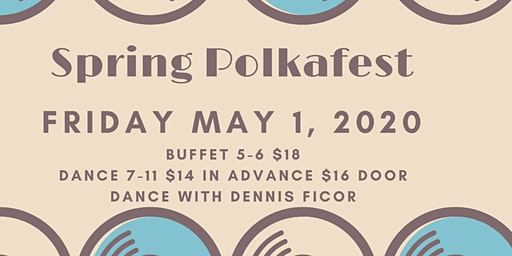 Spring Polka Fest Friday at Danceland