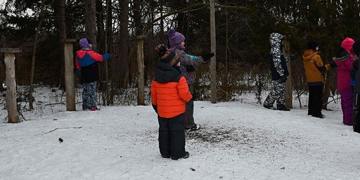 February 21 Pop Up Day Camp at Laurel Creek Nature Centre