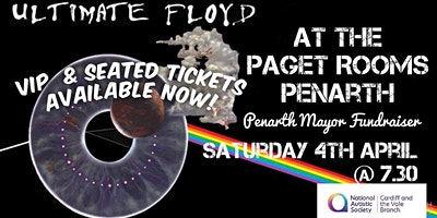 Ultimate Floyd live at The Paget Rooms