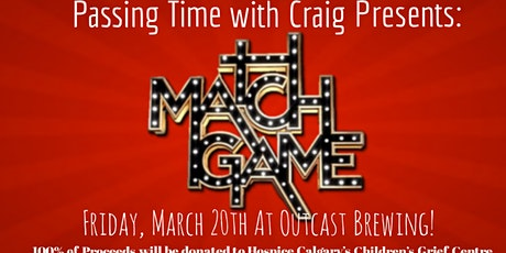 Passing Time with Craig Presents: Match Game! tickets
