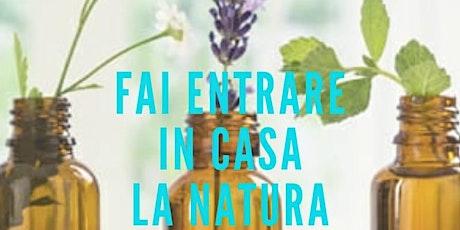 Civitavecchia - Corso Introduttivo  Gratuito sugli Oli Essenziali biglietti
