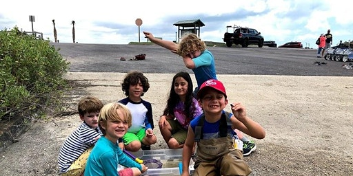 2020 Adventures in the Estuary Summer Camp - Estuary Week