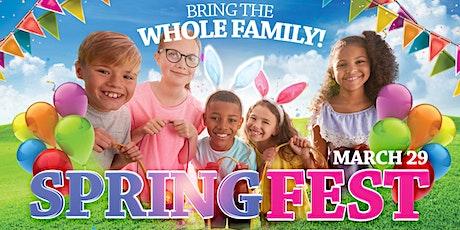 Springfest Easter Egg Hunt tickets
