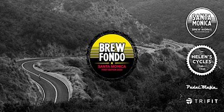 Santa Monica Brew Works – Helen's Cycles Brew Fondo tickets