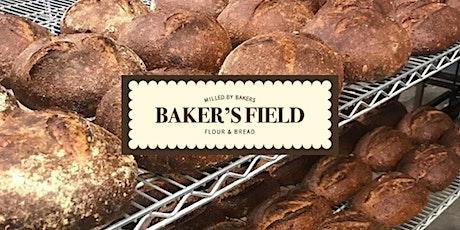 Fundamentals of Shaping Bread tickets