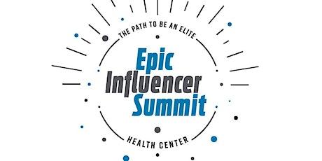 Epic Influencer Summit 2020 Registration tickets