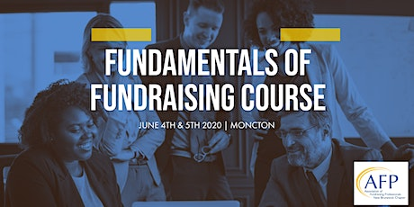 AFP Fundamentals of Fundraising tickets