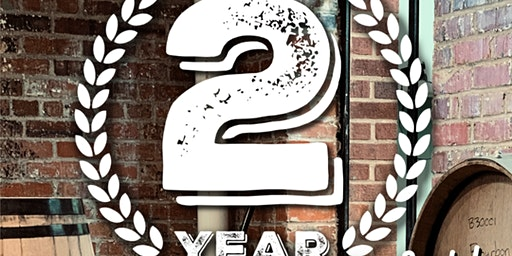 2nd Anniversary Party featuring Cris Jacobs Band and Kyle Davis