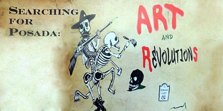 Searching for Posada: Art and Revolutions (Documentary Screening) tickets