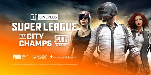 PUBG MOBILE City Champs - National Tournament