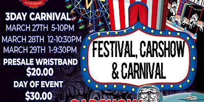 Chavez Festival, Car Show and Carnival