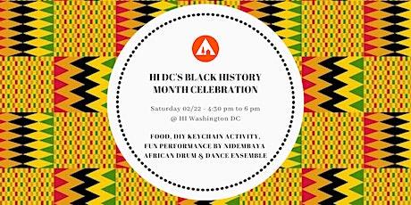 Indoor Black History Celebration w/ Ni Dembaya Drum & Dance Ensemble tickets