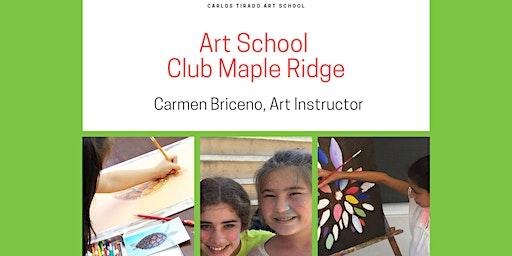 Carlos Tirado Art School — Information Session and Registration
