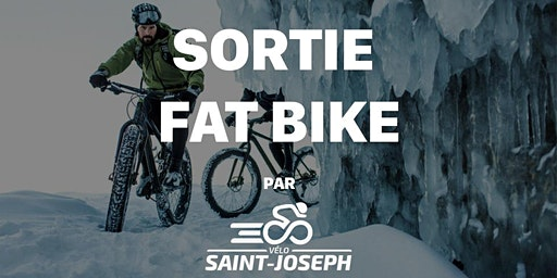 Sortie Fat Bike | Équipe de course Vélo St-Joseph