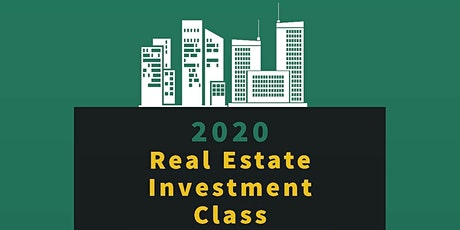 Real Estate Investment Class 2020 tickets