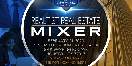 HBREA Realtist Mixer tickets