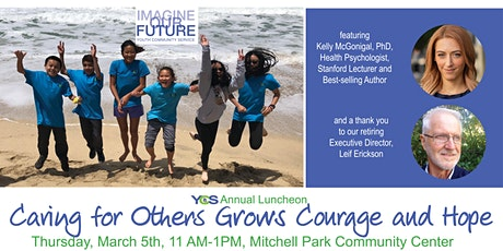 Youth Community Service Annual Fundraising Luncheon tickets