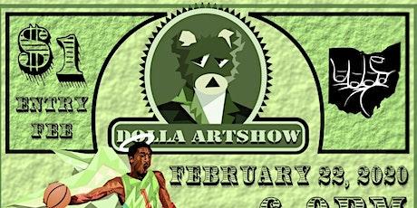 The Dolla Artshow tickets