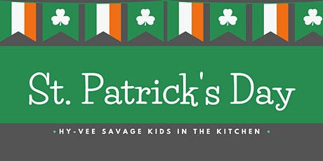 St. Patrick's Day: Kids in the Kitchen!  tickets